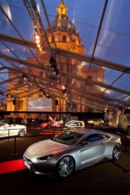 Furtive e-GT Paris