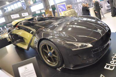 Rétromobile 2011