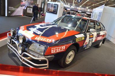 Sport et aventure chez Citroën