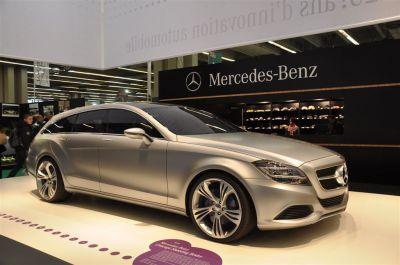 Les 125 ans de Mercedes à Rétromobile