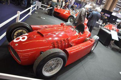 Hommage à Fangio