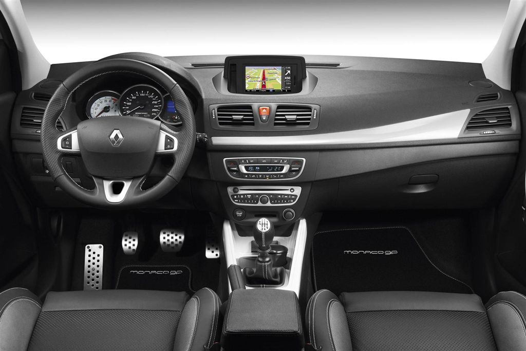 albums photos renault megane et laguna coupe monaco gp. Black Bedroom Furniture Sets. Home Design Ideas
