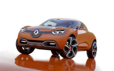 Concept Renault Captur
