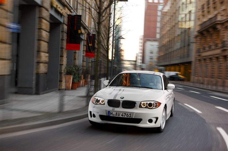 BMW Active E Genève