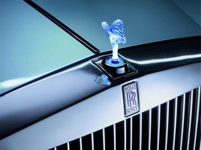 Rolls Royce électrique 102 EX