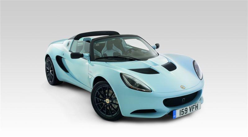 Lotus Elise Racer