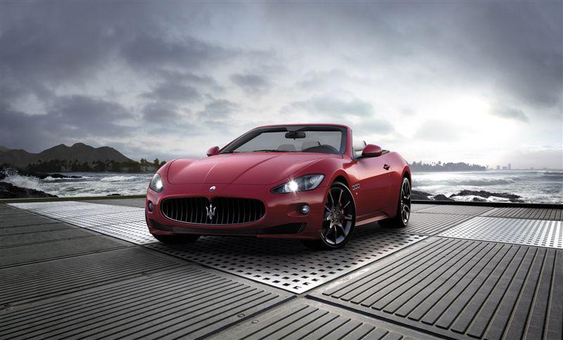 Maserati Gran Cabrio 2011