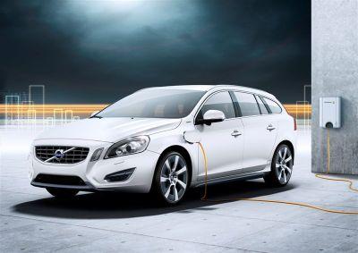 Volvo V60 hybride plug in
