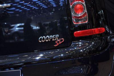 Mini Clubman Cooper SD