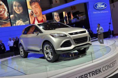 Ford Vertrek