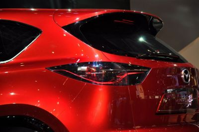 Mazda Minagi