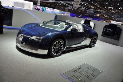 Bugatti Veyron Gransport