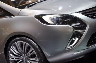 Opel Zafira Concept