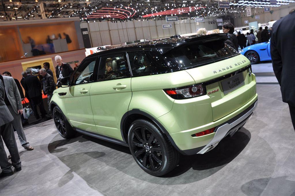 Range Rover Evoque 5 portes