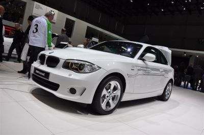 BMW Série 1 ActiveE