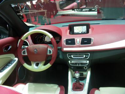 Renault Megane CC Floride