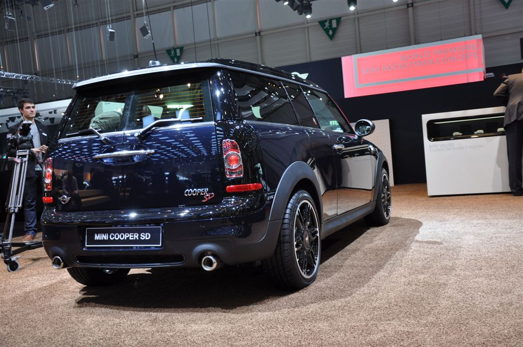 albums photos mini cooper sd clubman 50 hampton. Black Bedroom Furniture Sets. Home Design Ideas