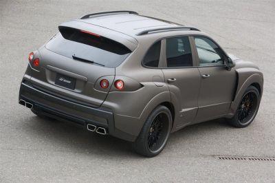 Fab-Design Cayenne II
