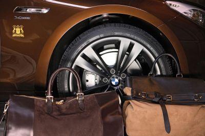 BMW Série 5 GT par Trussardi