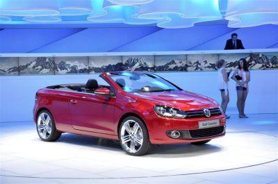 Salon du cabriolet coupé et SUV 2011