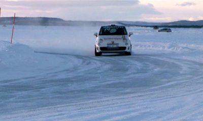 Essai Abarth 500 EsseEsse Laponie