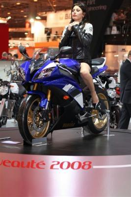 Yamaha R6 : la baby R1