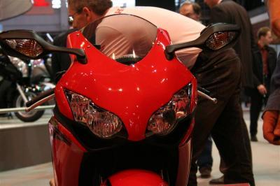 Honda CBR 1000 RR : génération piste