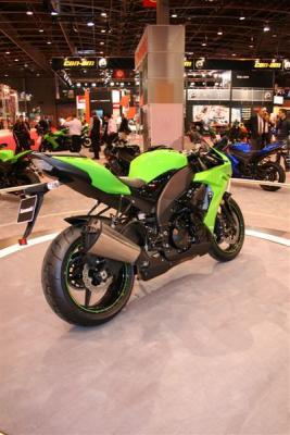 Kawasaki ZX-10R : taillée pour la course