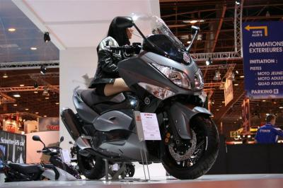 Yamaha TMax 500 2008 : la référence