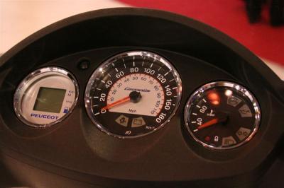 Peugeot Géopolis 400 : montée en puissance