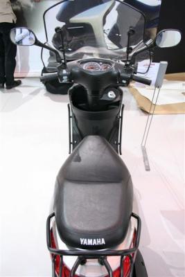 Yamaha Vity 125 : en toute simplicité