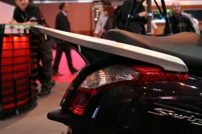 Honda S-wing 125 : la relève !