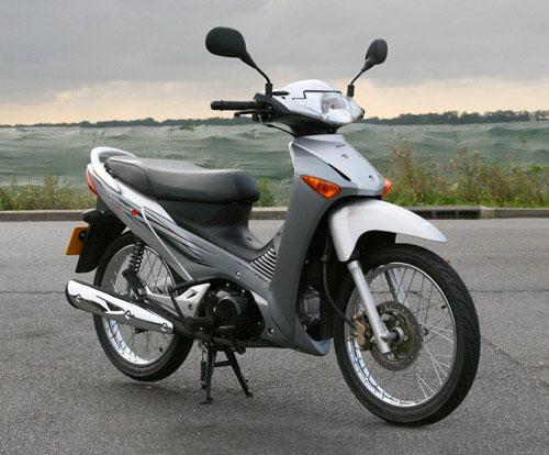 Honda Innova 125 : senteurs d'Asie