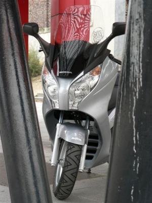 Essai Honda S-wing 125 : le pullman !