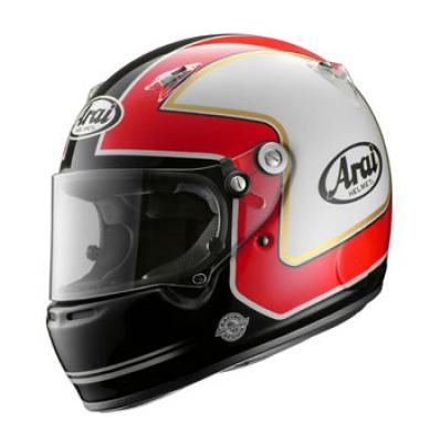 Casque Arai GP-5X : dérivé de la F1