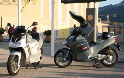 Aprilia Cargo Bike : le scooter fourgon