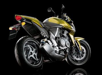 Honda CB 1000 R : le roadster musclé