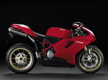 Ducati 1098 R : vous avez dit exclusive ?