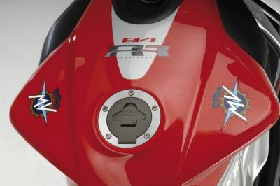 MV Agusta Brutale 1078 RR : brutale et magistrale !
