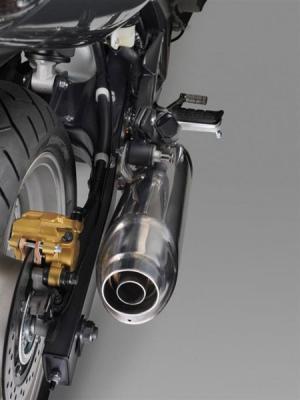 Honda CBF 600 S : coeur de CBR