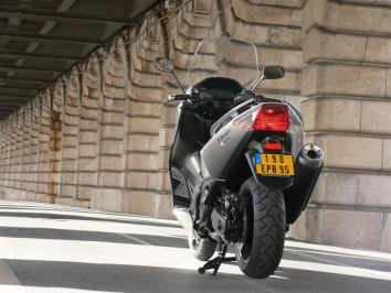 Essai Yamaha Tmax : succès assuré