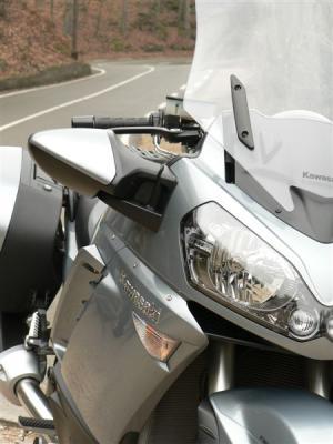 Essai Kawasaki 1400 GTR : la première GT supersport
