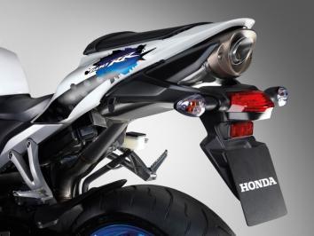 Honda CBR 600 RR 2009 : l'ABS en plus
