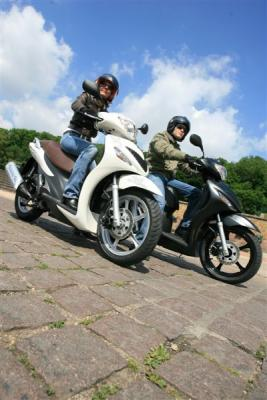 Essai Suzuki Sixteen 125 : aussi pour les garçons