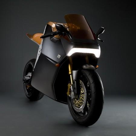 Mission One : la moto électrique la plus rapide du monde