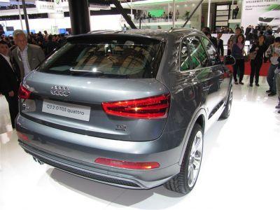 Audi Q3 Shanghai