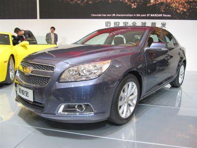 Chevrolet Malibu Shanghai