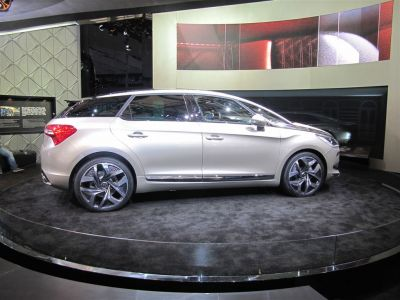Citroen DS5 Shangai