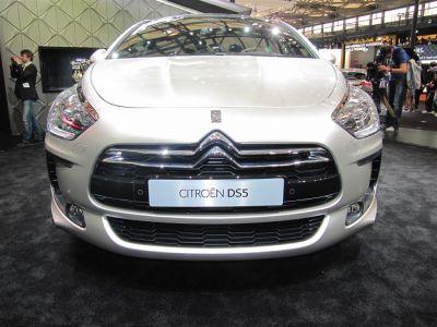 Citroen DS5 Shangai