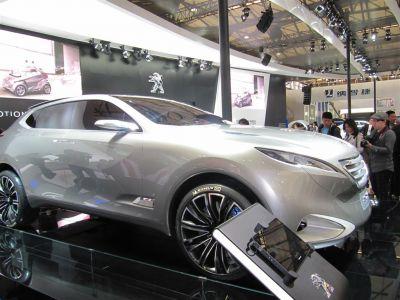 Peugeot SXC Shangai